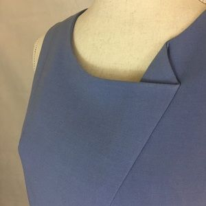 The Limited Periwinkle Sheath Dress 10
